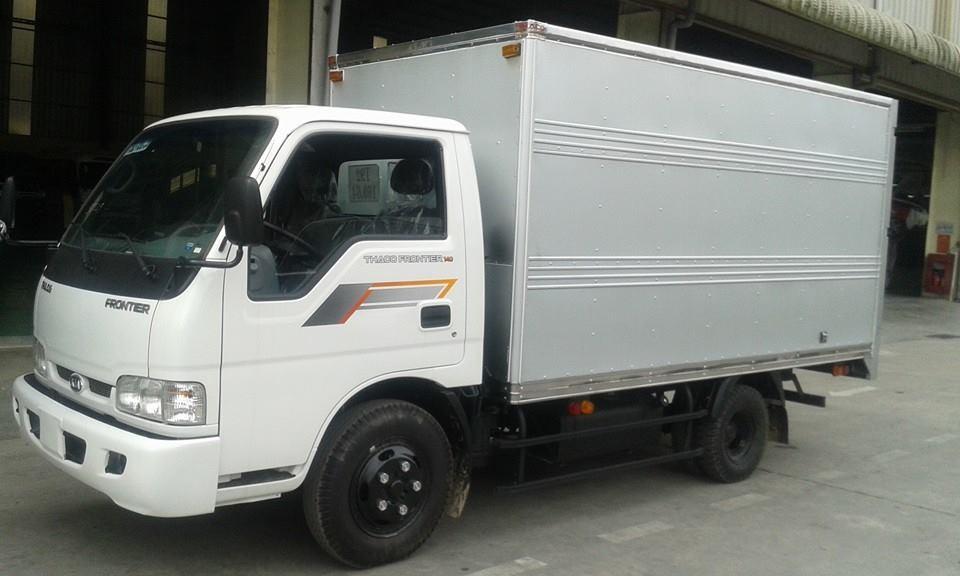 Thuê xe tải chuyển hàng