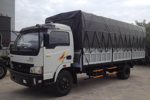 Xe tải chuyển hàng giá tốt