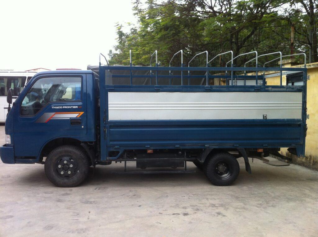 Cung cấp xe tải chở hàng hóa chuyển hàng giá rẻ Hà Nội