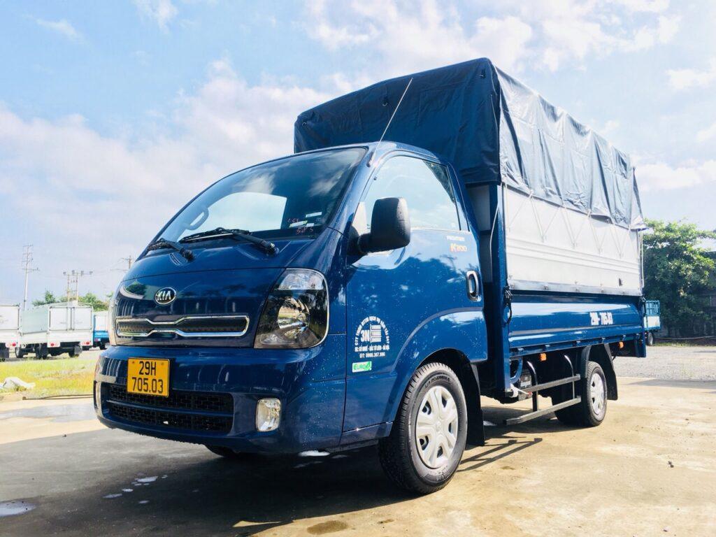 Cung cấp dịch vụ chuyển đồ bằng xe tải nhỏ Hà Nội